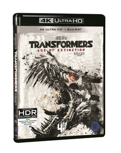 BLU-RAY / TRANSFORMERS : AGE OF EXTINCTION LE (2D+4K UHD)