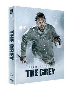 THE GREY STEELBOOK LENTICULAR FULL SLIP (NE#16)