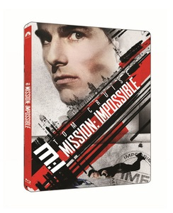 BLU-RAY / MISSION IMPOSSIBLE 1 4K STEELBOOK LE