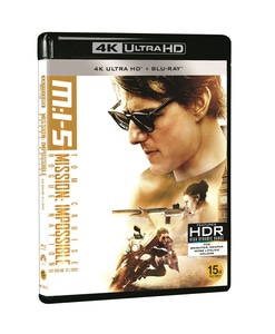 BLU-RAY / MISSION IMPOSSIBLE : ROGUE NATION 4K LE (BD+4K UHD)