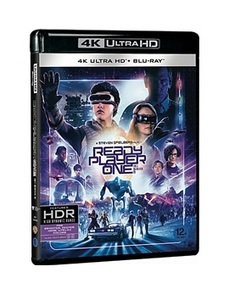 BLU-RAY / READY PLAYER ONE 4K 2 DISC LE (BD+4K UHD)