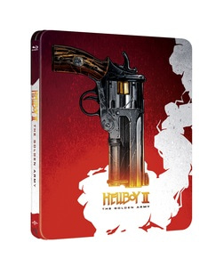BLU-RAY / HELLBOY 2 : THE GOLDEN ARMY STEELBOOK LE