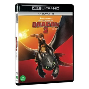 BLU-RAY / HOW TO TRAIN YOUR DRAGON 2 (4K UHD)