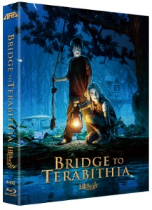 BLU-RAY / Bridge to Terabithia