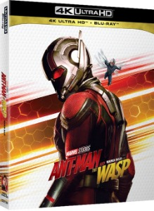 BLU-RAY / ANT-MAN AND THE WASP (4K UHD+BD)
