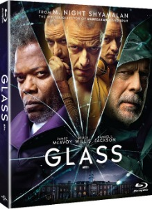 BLU-RAY / GLASS