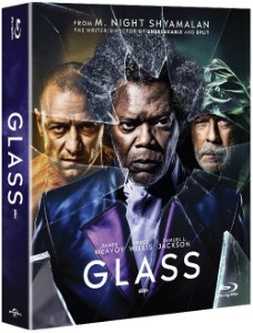BLU-RAY / GLASS STEELBOOK