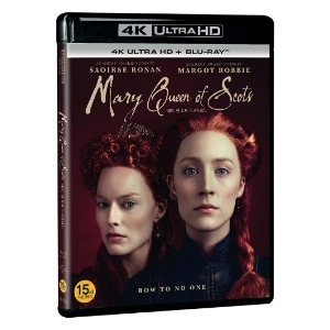 BLU-RAY / MARY QUEEN OF SCOTS (4K UHD+BD)