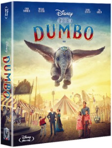 BLU-RAY / DUMBO STEELBOOK