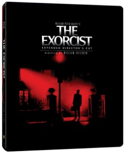 BLU-RAY / THE EXORCIST ; Extended Director's Cut STEELBOOK LE