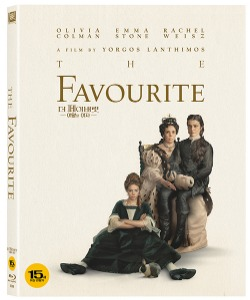 BLU-RAY / THE FAVOURITE (SLIP CASE LE)