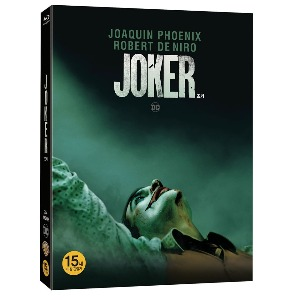 BLU-RAY / Joker Steelbook LE (1 Disc)
