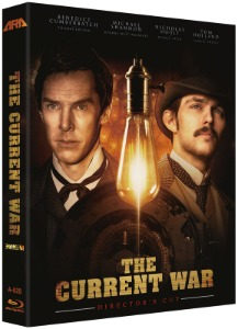 BLU-RAY / THE CURRENT WAR director's cut (first release limited edition)