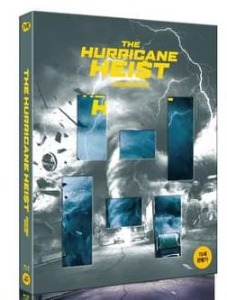BLU-RAY /  The Hurricane Heist (1 Disc, O-Ring Outcase 700 Numbered)