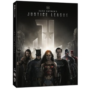 BLU-RAY / Zack Snyder's Justice League STEELBOOK LE(4Disc 4K UHD + BD)